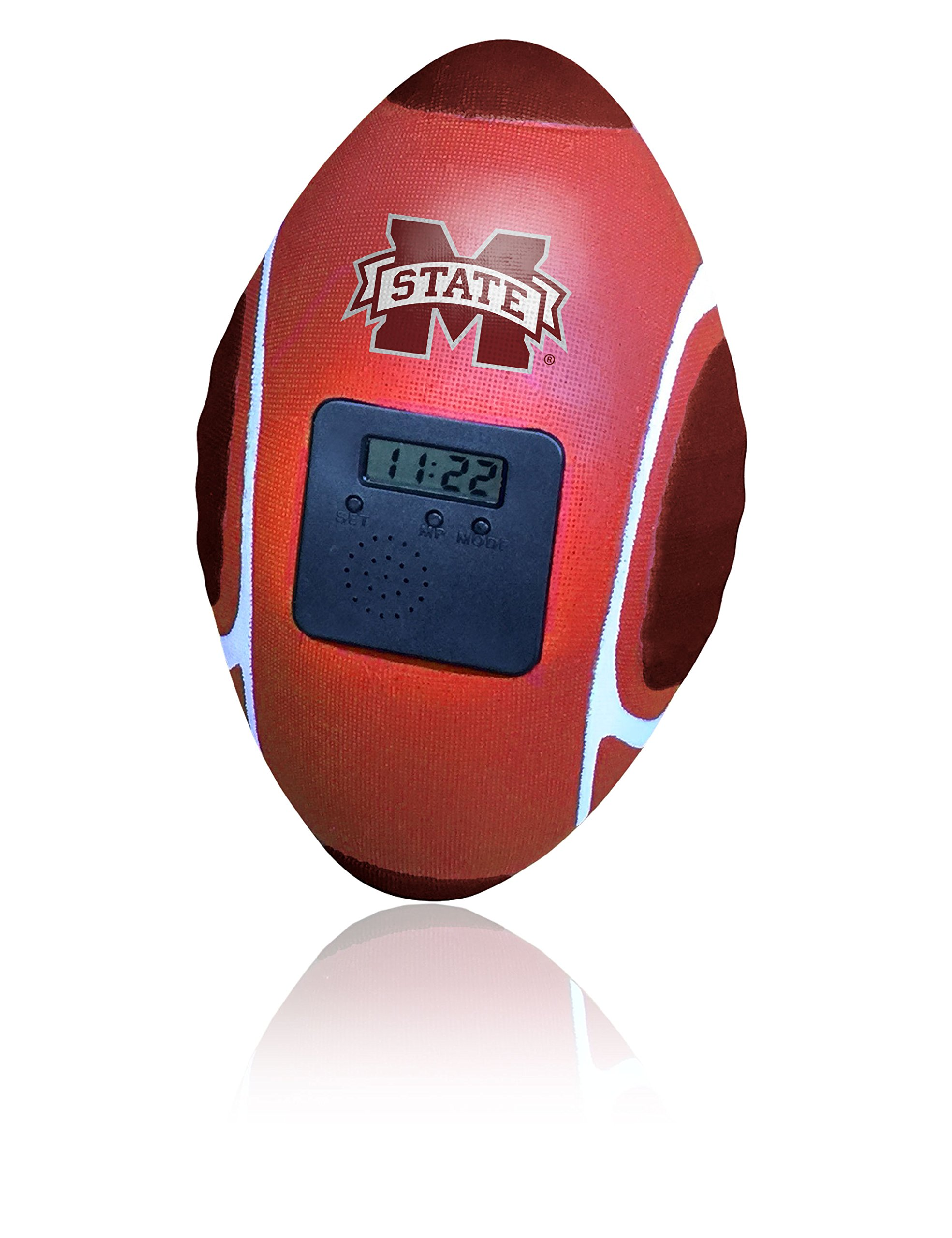 Buzzer Beater Football Alarm Clock, Mississippi State