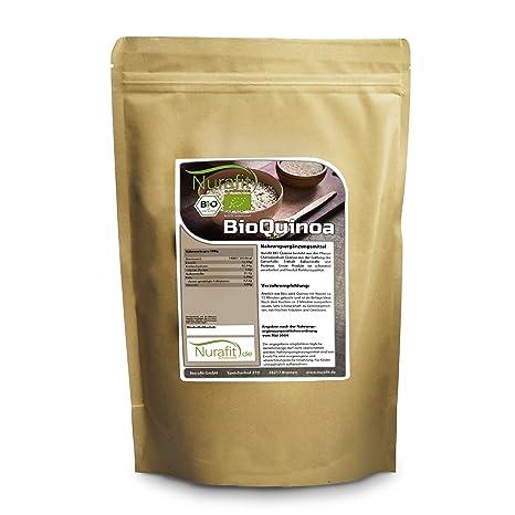 BIO quinua granos 2 kg alimentos Super - Inca arroz fitness sin demás productos - 2000