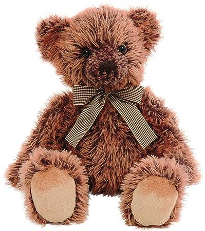 amazon com suki traditional bears roscoe bear 14 inch baby