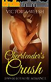 Romance: BWWM Romance: Cheerleader's Crush ( Interracial Bisexual Menage Romance) (Contemporary Threesome Sports Romance…