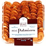 Sugarbowl Mini Palmiers 16 oz each (1 Item Per Order)