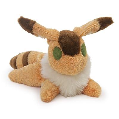 "GUND Studio Ghibli Castle in The Sky Teto Fox Squirrel Beanbag Stuffed Animal, 10"": Toys & Games"