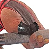 JerkFit Nubs Thumb Sleeves Protector for Hook Grip, Olympic Weightlifting, Powerlifting, Gymnastics, Prevent Calluses…