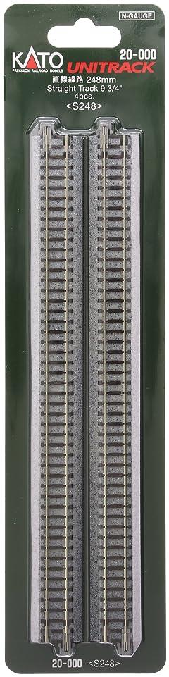 火山学者いつでも損失KATO Nゲージ V1 島式ホーム用待避線電動ポイントセット 20-860 鉄道模型 レールセット