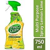 Pine O Cleen Antibacterial Disinfectant Multi Purpose Trigger Spray Lemon & Lime, 750ml