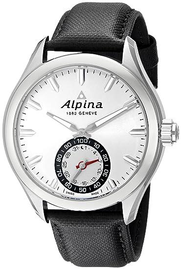 Amazon.com  Alpina Men s AL-285S5AQ6 Horological Smart Analog ... 4e4afa8d46f