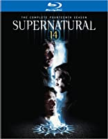 Supernatural: The Complete Fourteenth Season (Blu-ray)