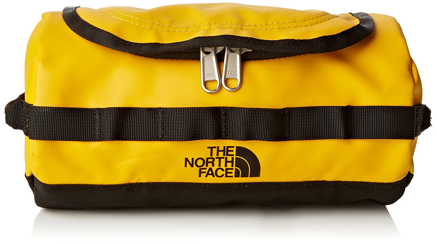Amazon.com : The North Face Base Camp Travel Canister Small Summit Gold : Toiletry Bags : Sports & Outdoors