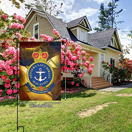 Amazon Com Garden Flag 1218 Size Banner For House Decoration