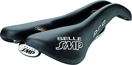 Made in Italy Selle SMP  Dynamic Bicycle Saddle Seat Black
