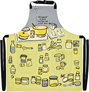 Blue Q Droppin' A New Recipe on Your Ass Apron