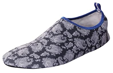 Unisex Skin Shoes Lightweight Women and Men Aqua Water Shoes Quick-Dry Barefoot Water Shoes