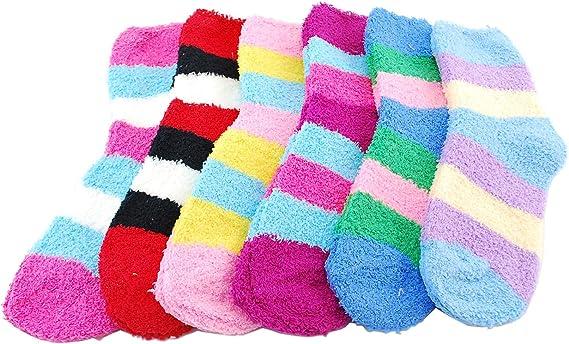 Creative Women Soft Cute Cup Cake Cotton Socks Winter Soft Warm Socks YI