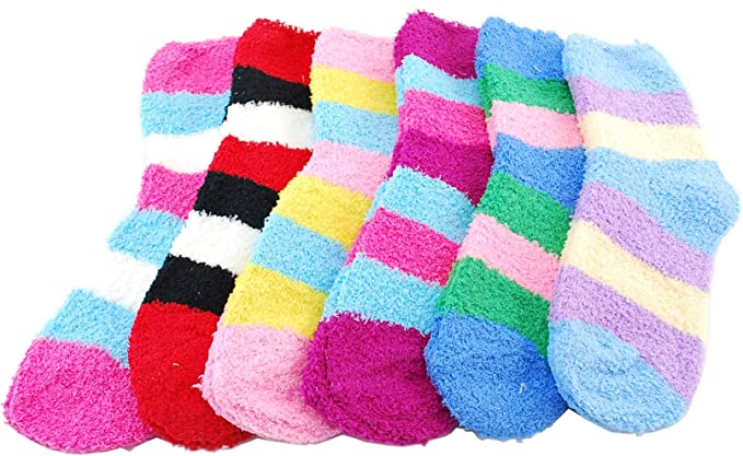 Image result for fuzzy socks amazon
