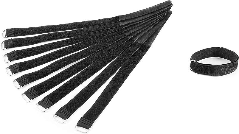 Kabelbinder Klettband 30 X 2 0 Cm Schw Musikinstrumente