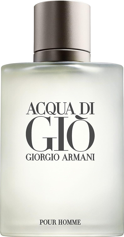 Armani Acqua Di Gio Homme, Agua de tocador para hombres - 100 ml.