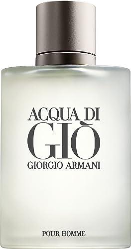 Giorgio Armani Acqua di Giò – La freschezza del mare