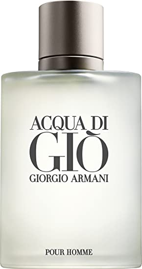 check-out prezzo più economico presa Giorgio Armani Acqua Di Gio EDT Spray for Men, 100ml