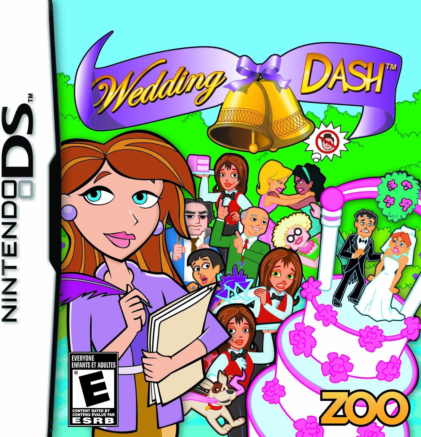 Amazon Wedding Dash
