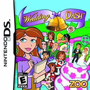 Wedding Dash - Nintendo DS