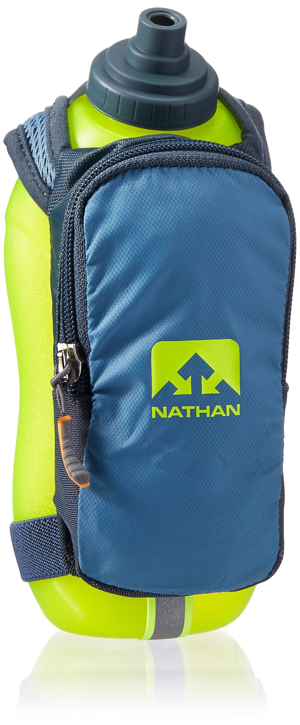 Nathan SpeedDraw Plus Flask, Bluestone, One Size