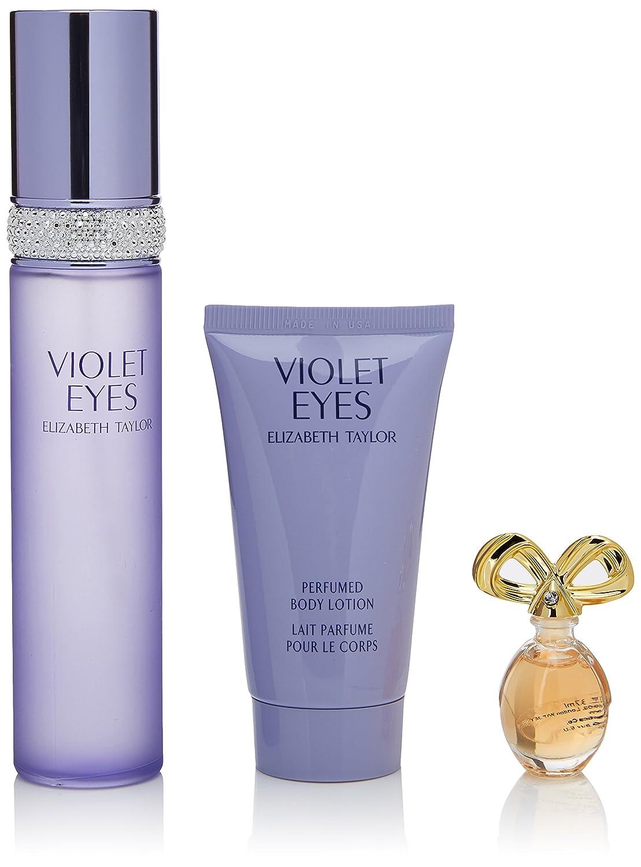 Elizabeth Taylor Violet Eyes Estuche con perfume de 50 ml ...