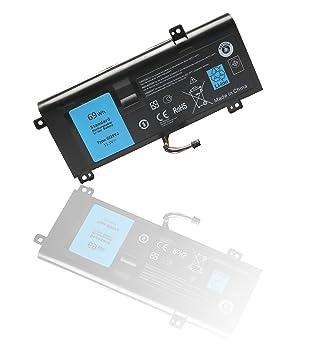 Amazon.com: Reo Nueva 11.1 V 69 WH g05yj portátil batería ...