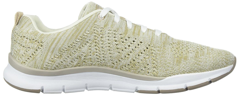 Easy Spirit Women's Ferran2 Fashion Sneaker B01N0EHAM0 8 B(M) US|Natural Multi Fabric