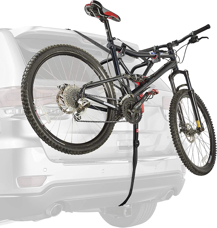Ultra Compact Trunk Mounted Bike Rack