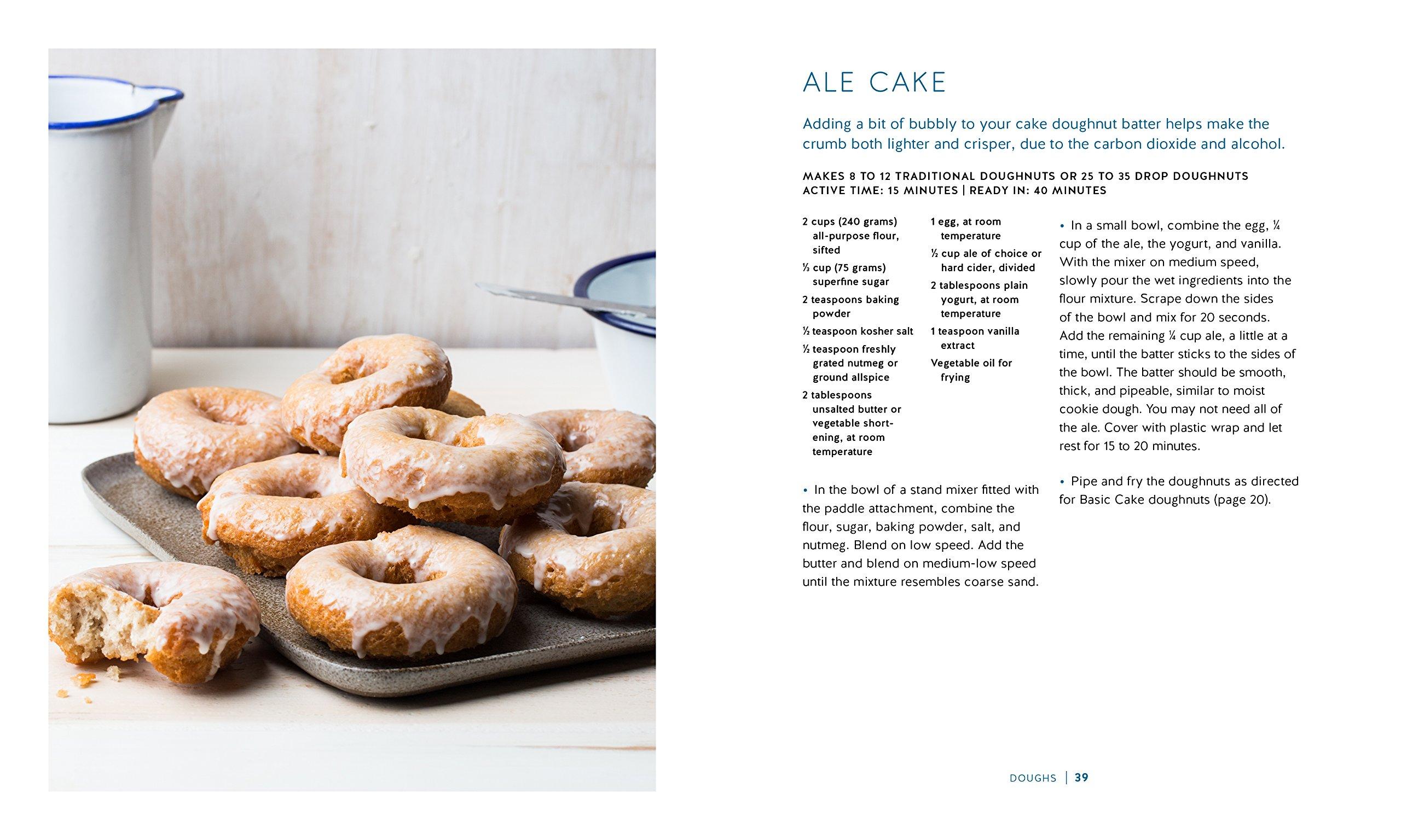 Doughnuts: 90 Simple and Delicious Recipes to Make at Home: Amazon.es: Lara Ferroni: Libros en idiomas extranjeros