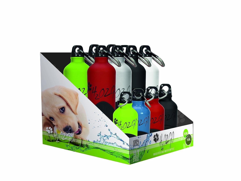 h2o2go trinkflasche für hunde