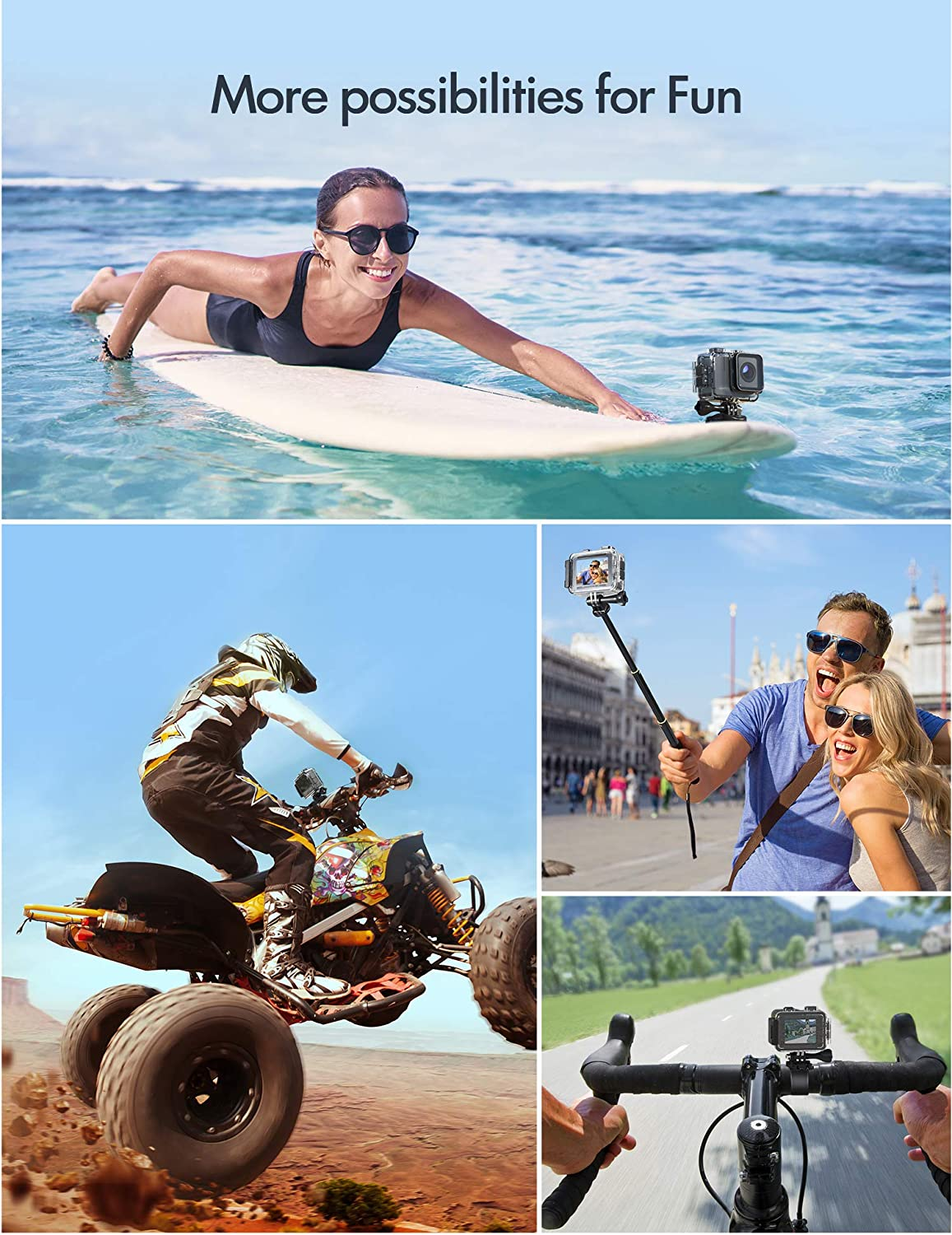Best action camera features