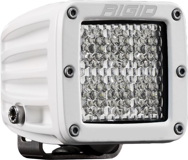 [Rigid Industries 正規品] D-シリーズ PRO LEDライト LEDカラー:ホワイト 発光パターン:スペクター ディフューズ サーフェスマウントタイプ B076JLQZ8Z