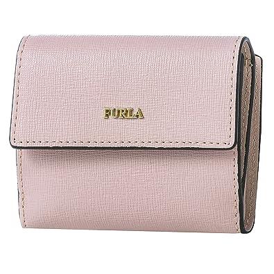 2dcd2ca3ac4c Amazon | [フルラ] 折財布 レディース FURLA 963512 PZ10 B30 LC4 ピンク ...