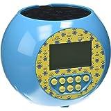 LEXIBOOK- RL975DES - Radio réveil projecteur Minions