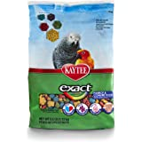 Kaytee - Exact Rainbow, Parrot and Conure Food, 1.13 kg