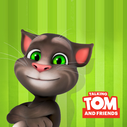 Talking Tom and Friends (Talking Ben And Angela)