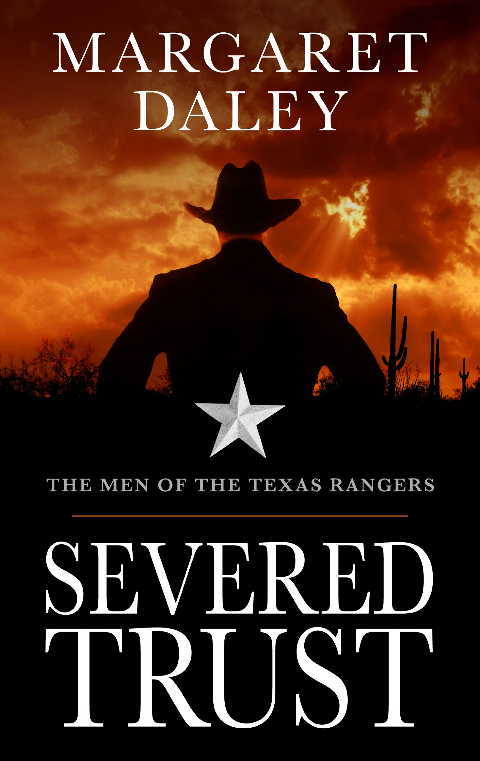 Severed Trust (Men of the Texas Rangers) ebook