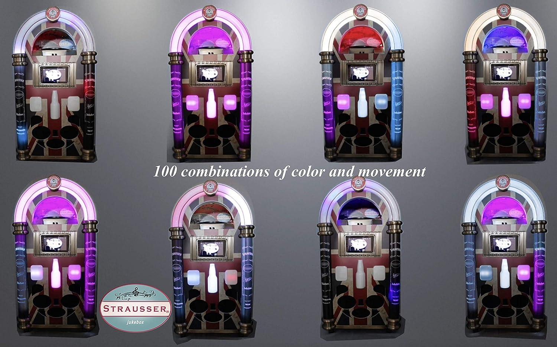 Paris 2CV Strausser Le Juke-Box Le Plus Complet avec Toutes Les fonctionnalit/és Audio daujourdHui.