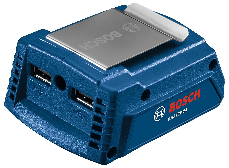 Amazon.com: Bosch GAA18V-24N 18V Portable Power Adapter 18V ...