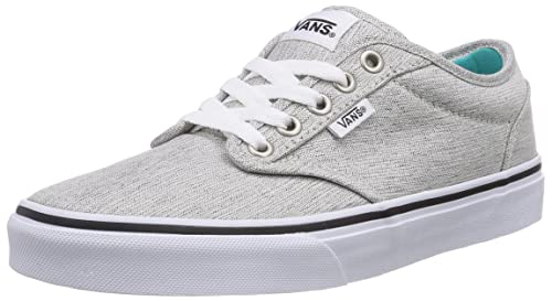 Vans Men s ATWOOD (CANVAS) SKATE SHOES 7 Men US (BLACK WHITE) 6286be7c7