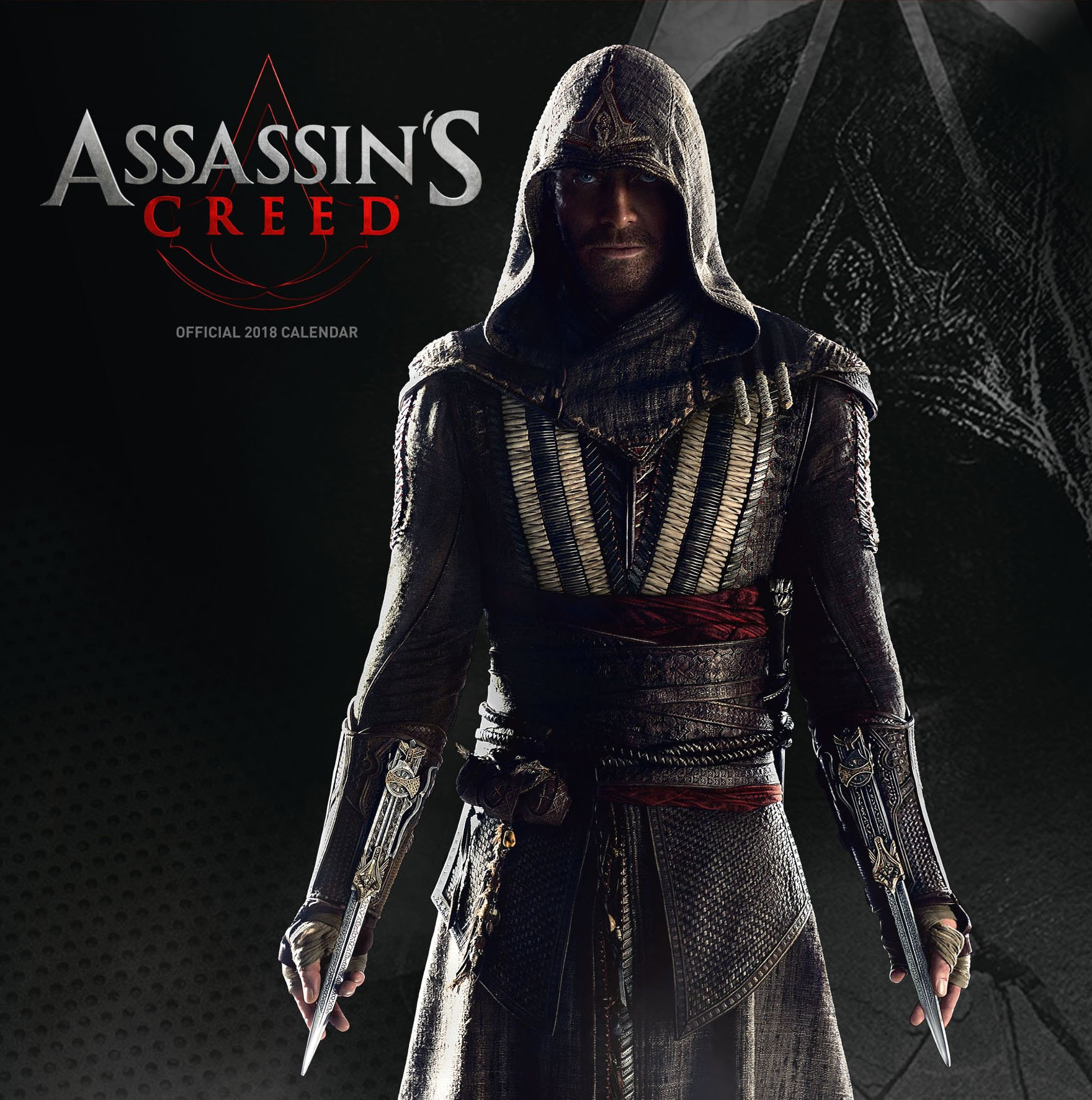 Assassin's Creed Official 2018 Calendar   Square Wall Format  Calendar 2018