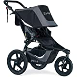 BOB Gear Revolution Flex 3.0 Jogging Stroller | Smooth Ride Suspension + Easy Fold + Adjustable Handlebar, Graphite…
