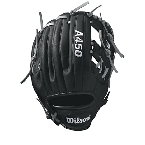 b57fd0e65e1dd Wilson Advisory Staff Game-Ready All-Leather Shell Utility All-Positions  Baseball Glove for Right and Left Hand Throw