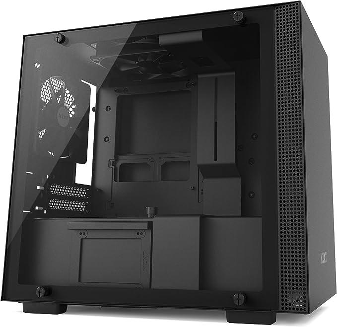 NZXT H200 - Caja de PC Gaming Mini-ITX - Panel de vidrio templado ...