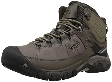 108fa7a40c4 Keen Men's Targhee Exp Mid Wide Waterproof Hiking Boot