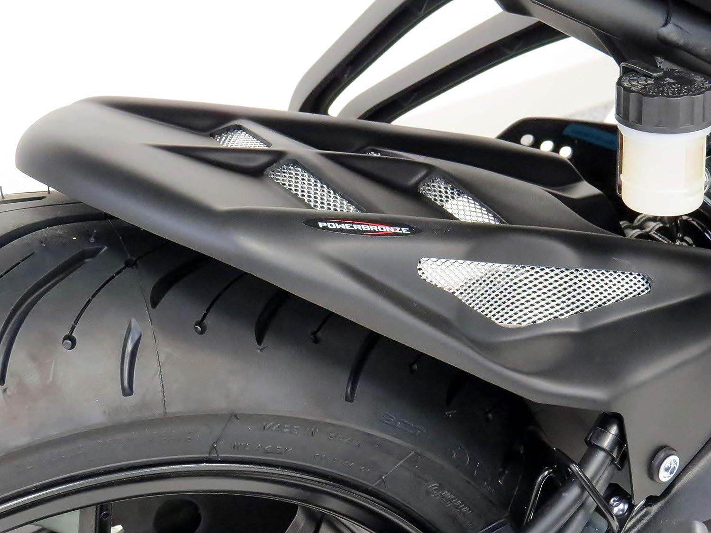 c/írculo redondo FZ-07 2014-2017 KIMISS 1 juegos de Tubo frontal de escape de motocicleta de acero inoxidable con Accesorios de montaje para 51mm Tubo y Yamaha MT-07