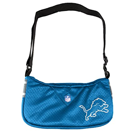9c34fd07 Amazon.com : Littlearth NFL Detroit Lions Team Jersey Purse : Sports ...