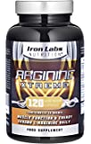 Iron Labs Nutrition Arginine Xtreme,120 Capsules, 30 Day Supply