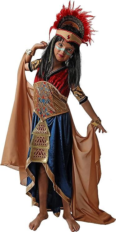 Costumizate! Disfraz de Maya para niña Talla 10-12 Especial para ...